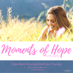 Moments of Hope link party